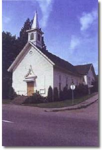 Tumwater church